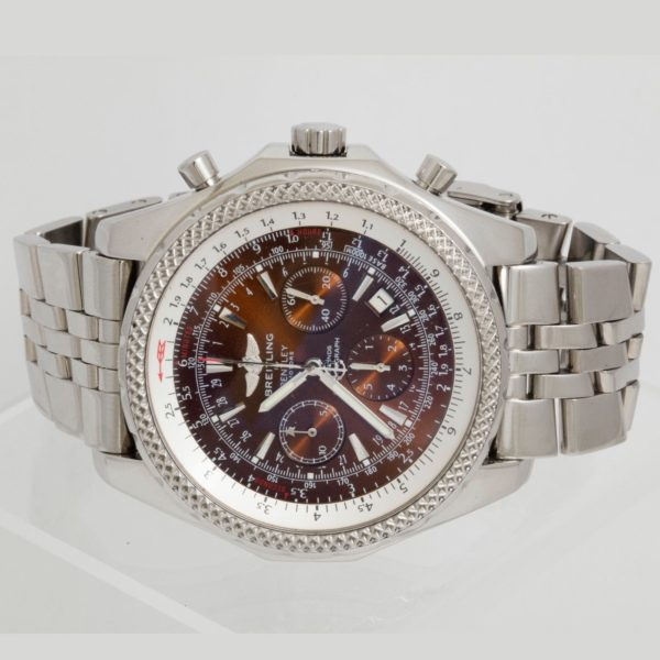 Breitling bentley motors special edition watch a25362 for Breitling watches bentley motors special edition a25362